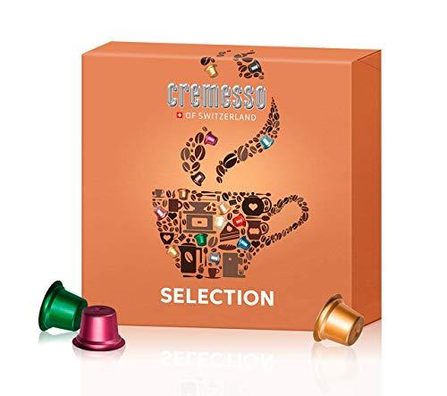 Cremesso - Selection Degustation - 14 verschiedene Kaffe & Tee Varietäten