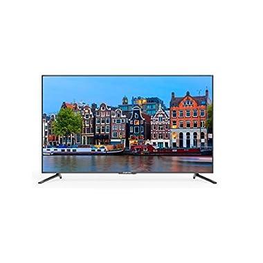 Sceptre 65  4K Ultra HD 2160p LED 4x HDMI 2.0 HDTV 3840x2160, Metal Black 2018