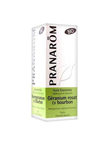 Pranarôm Bio Huile Essentielle Géranium Rosa cv bourbon 10 ml