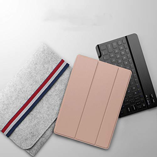 Mini Wireless Bluetooth Fashion Keyboard Case Tablet Cover For iPad Mini 4 5 For iPad 2 3 4 Air Air2 New Pro 9.7 inch