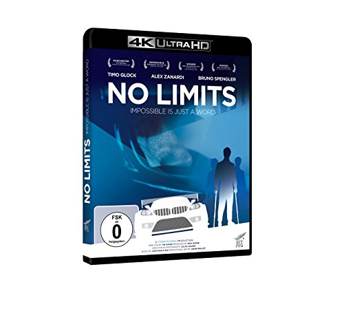 No Limits - Impossible is just a word  (4K Ultra HD) [Blu-ray]