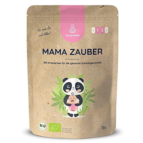 miapanda Mamazauber - Schwangerschaftstee mit Frauenmantel - 100 % BIO