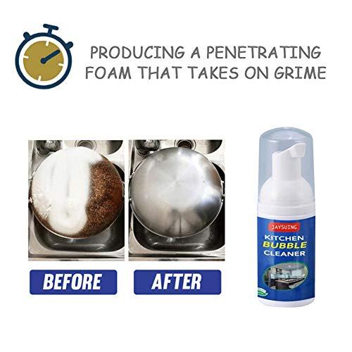 La formación de espuma rápida Grasa Multi-Purpose Cleaner espuma grasa de cocina hogar del limpiador de lavado de cocina