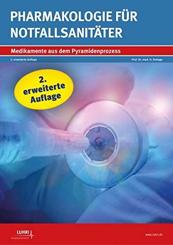 Pharmakologie für Notfallsanitäter: 2. Auflage