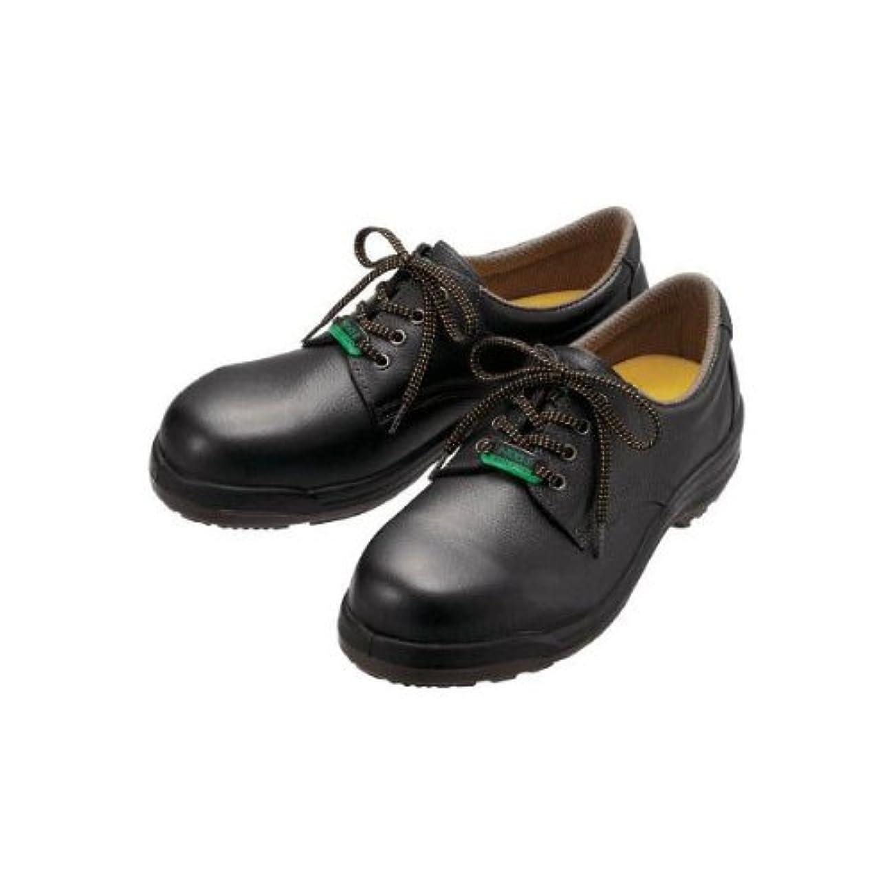 疾患不平を言う許可ミドリ安全 小指保護先芯入り 静電安全靴23.5CM PCF210S23.5