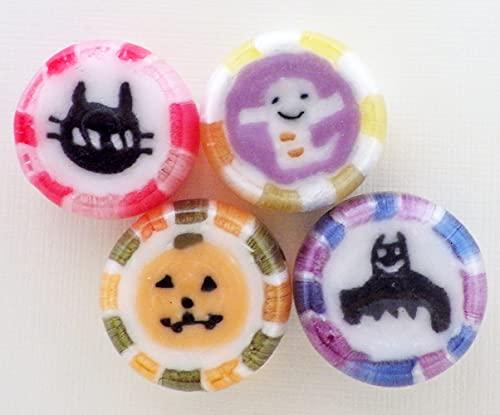 ハロウィンキャンディ 50個入り 個包装 4種ミックス お菓子 2021年版 ハロウィン 飴