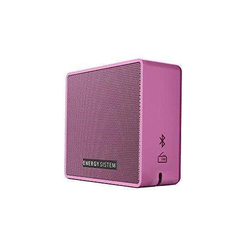 Energy Sistem Box 1+ Altavoz inalámbrico portátil