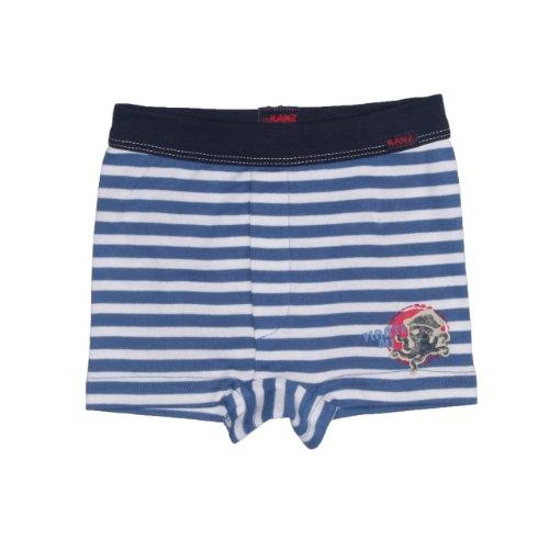 Kanz Jungen Shorts Unterhose, Mehrfarbig (0001), 128