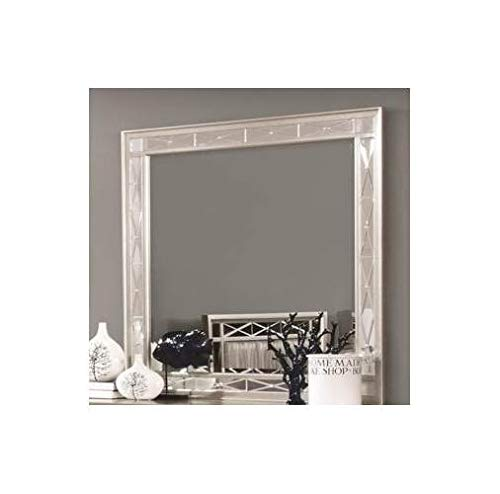 Coaster Home Furnishings Mirror, Metallic Mercury
