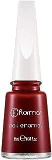 Flormar Nail Enamel - 385 Red Velvet