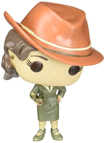 Funko POP! Marvel Agent Carter: Agent Carter Edición limitada