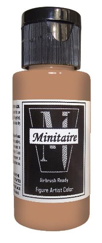 Badger Air-Brush Company Miniature Airbrush Ready Water Based Acrylic Paint Bottle, 2-Ounce, Base Grey