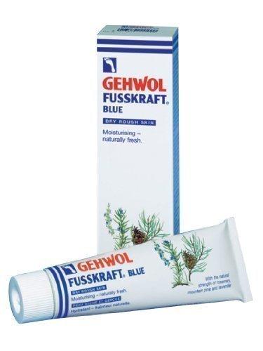 Gehwol Fusskraft Blue Crème de prévention des odeurs des pieds 20ml