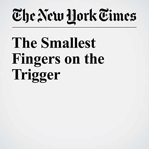 The Smallest Fingers on the Trigger cover art