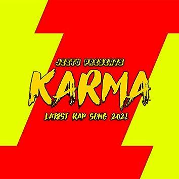 Jeetu (Karma Latest Hindi Rap Song 2021)