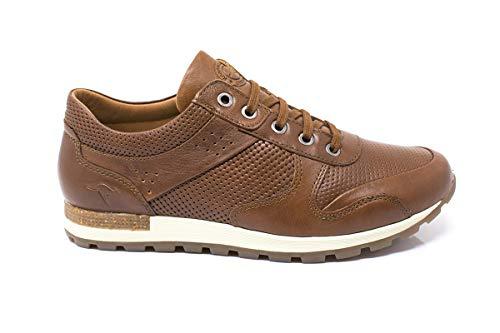 Zapato Deportivo de Piel para Hombre - KANGAROOS 6600 (Numeric_39)
