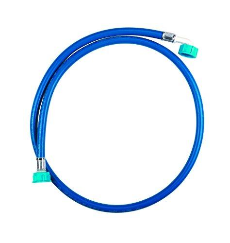 Wpro TAF358 Tuyau d'alimentation pour machine à laver à l'eau froide LUXE 3,5 m Longueur du tuyau 1,5 m