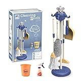 Limpiador con cepillo de dientes Toy Broom Duster Brush Dust Pan...