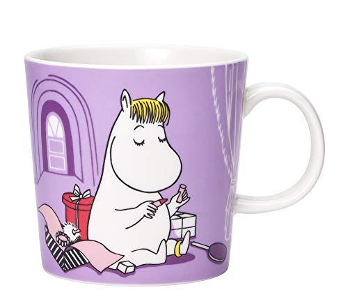 Arabia Moomin Tasse Becher 0,3L Porzellan, Snorkmaiden