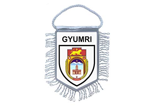 Akachafactory Wimpel minivlag vlag vlag minivlag armen Armenië Gjumri