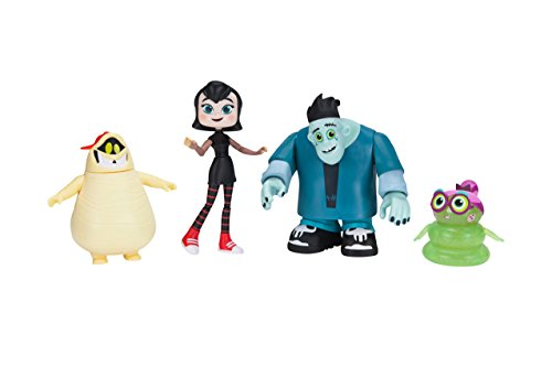 Hotel Transylvania Figure 4 Pack Now $4.18 (Was $17.99)