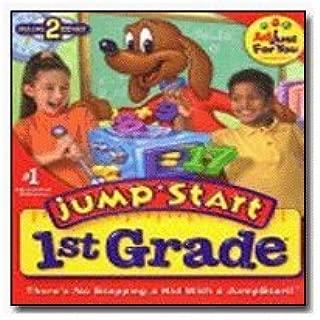 jump start 1st grade abc classic version