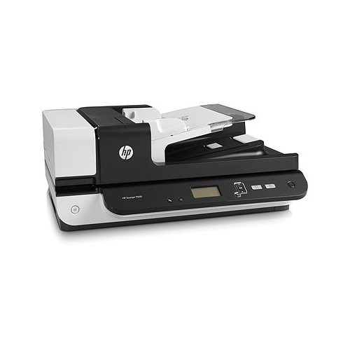 HP L2725A Scanjet Enterprise 7500 Flatbed Scanner, 600 x 600 dpi