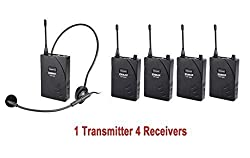 EXMAX UHF-938 Wireless Audio Tour Guide System Review