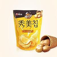 NongShim Sumi Chips Honey Mustard 85g (Pack of 5)