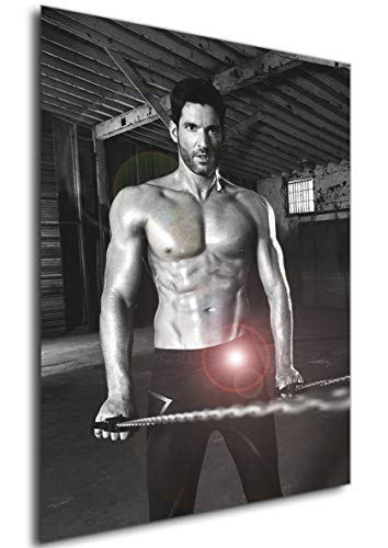Instabuy Poster - Actors - Tom Ellis Manifesto 70x50