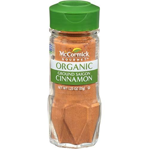 McCormick Gourmet, Ground Saigon Cinnamon, 1.25 oz