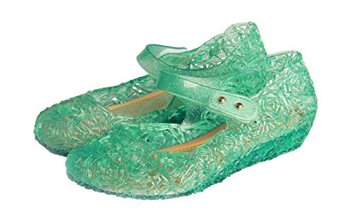 Little Mermaid Inspired Jelly Shoes