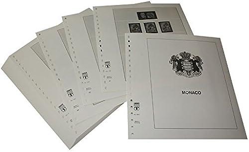 LINDNER Das Original Monaco - Vordruckalbum Jahrgang 1972-1979