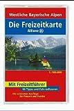 Die Freizeitkarte Allianz, Bl.36, Westliche Bayerische Alpen -
