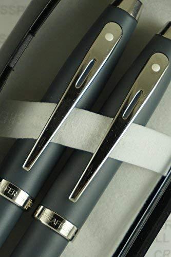 Sheaffer Juego de 100 lápices de níquel mate y lápiz de 0,7 mm.