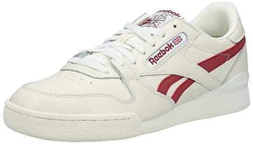 Reebok Phase 1 Pro Schuhe White/red