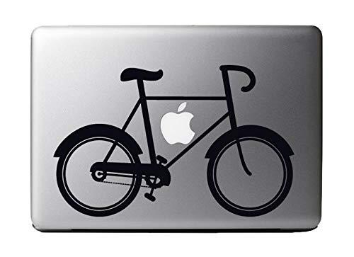 Fixie Fiets Vinyl Sticker Huid voor Apple MacBook Pro Air Laptop iPad