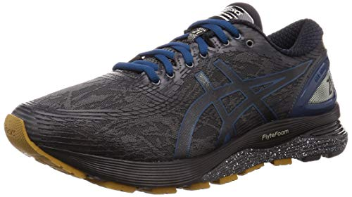ASICS Gel-Nimbus 21 Winterized, Scarpe da Running Uomo, Grigio (Graphite Grey/Black 020), 44.5 EU