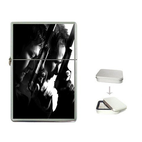 New Product the_boondock_saints_5 Flip Top Cigarette Lighter + free Case Box