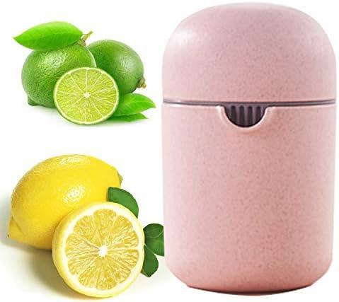 Lemon Squeezer Citrus Juicer Orange Manual Juicer Travel and Kitchen Drinking Dinning DIY Juice product image