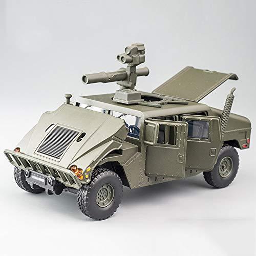 Xolye - Miniatur Militärfahrzeug-Modelle in Ein
