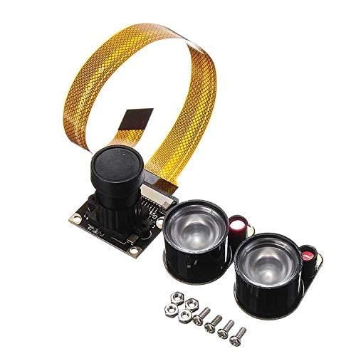 ZYC 5MP Infrared IR Night Vision CMOS Camera Module For RaspberryPi LDTR-WG0276 arduino