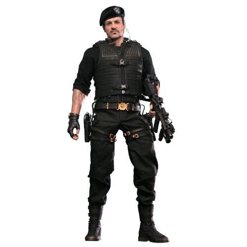 Movie Masterpiece-The Expendables2-1/6 scale figure Barney Ross