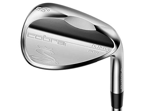 Cobra King PUR Wedge Sand SW 56° 12 Deg Bounce True Temper Dynamic Gold S200 Steel Stiff Right Handed 35.75in