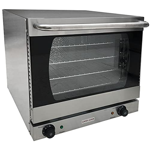 Commercial Electric Convection Oven - 4 x 180 x 130mm Tray Capacity - (UK mainland del only)