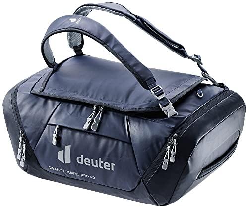 Deuter AViANT Duffel PRO 40, Borsa Sportiva Unisex-Adult, Marine-Ink, 40 L