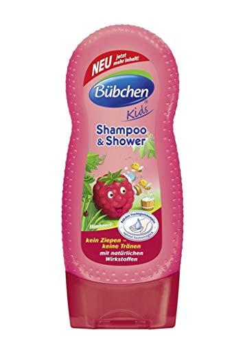 BÜBCHEN KIDS Shampoo & Shower Himbeere 230 ml