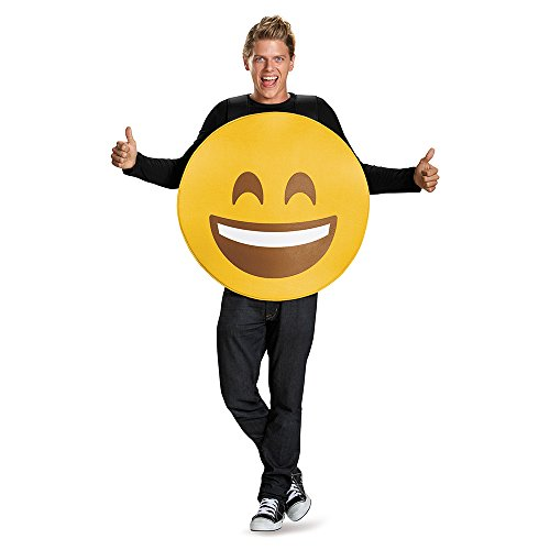 Unisex Smile Emoticon Emoji Adult