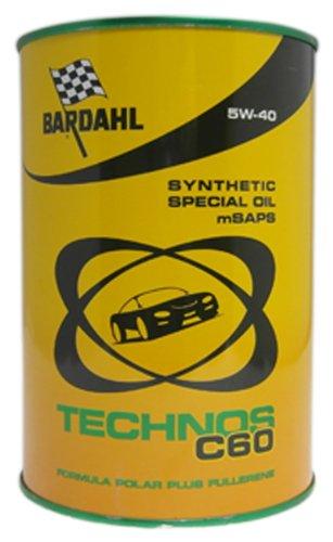 Bardahl Huile TECHNOS C 60 5W40