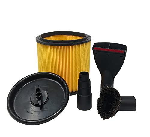 Parkside PNTS 1500 A1 B2 B3 C4 - Set di filtri per aspirapolvere NTS 1500A1 1500B2 1500B3 1500C4